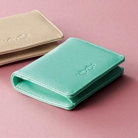 クリオブルー カードケース ブルー S-EG-CBL230-1 財布・小物