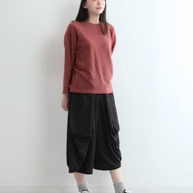 パンツ全般 - tsukotarii ビッグポケット 変形サルエルスウェットパンツ【ブランド:fillil】