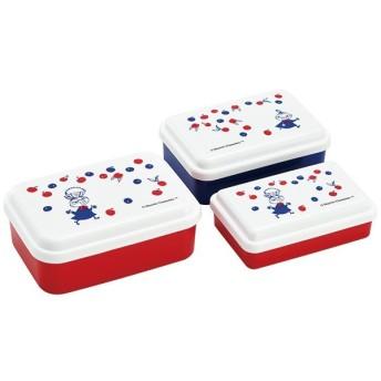 お弁当箱 シール容器 ふわっとシール容器 3個セット ムーミン ミイ ( 弁当箱 ランチボックス キャラクター )