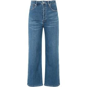 《期間限定セール開催中!》FREE PEOPLE レディース ジーンズ ブルー 26 コットン 99% / ポリウレタン 1% JEAN WALES WIDE LEG