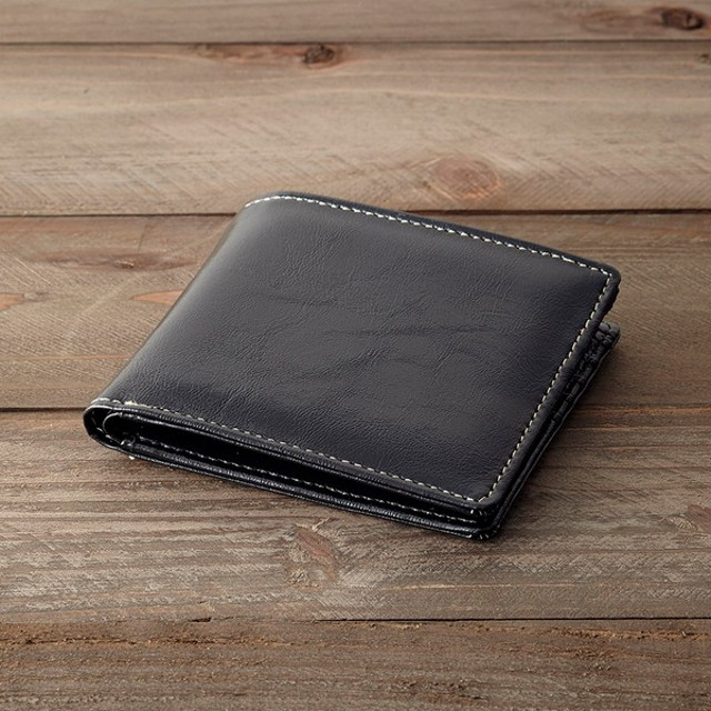 f83059d5b585 カンサイセレクション二つ折財布(ブラック) S-KSM15352BK 財布・小物 ...