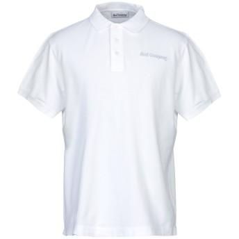 《期間限定セール開催中!》BEST COMPANY メンズ ポロシャツ ホワイト S コットン 100%