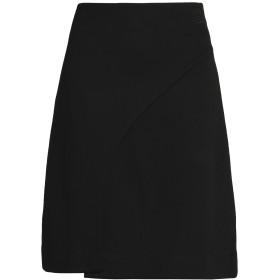 《期間限定セール開催中!》TRE CCILE レディース ひざ丈スカート ブラック XS レーヨン 88% / ナイロン 12%
