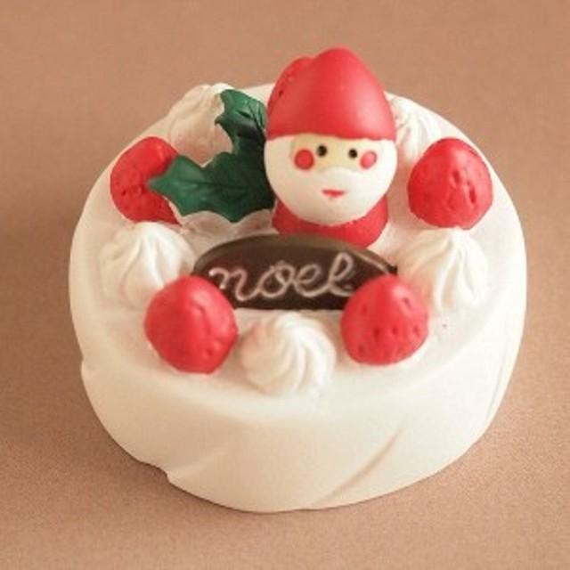 デコレ コンコンブル まったりマスコット クリスマス雑貨 クリスマスケーキ