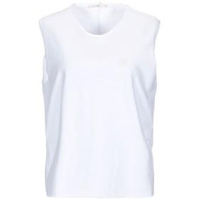 《セール開催中》HAIKURE レディース T シャツ ホワイト M コットン 100%