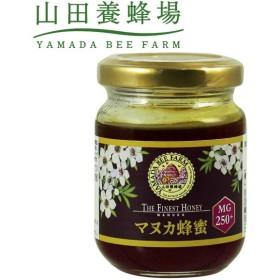 山田養蜂場 マヌカ蜂蜜 100g はちみつ マヌカハニー