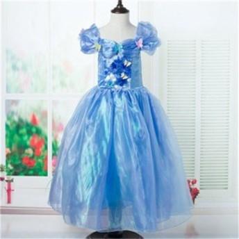 ディズニープリンセス 子供用ドレス キッズ 白雪姫 ワンピース なりきりワンピース プリンセスドレス 子どもドレス プリンセス