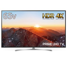 ☆LG 65V型 4K 液晶テレビ 直下型LED TruNano Display IPSパネル ドルビービジョン対応65SK8500PJA