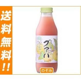 【送料無料】 マルカイ  順造選 グァバ  500ml瓶×12本入