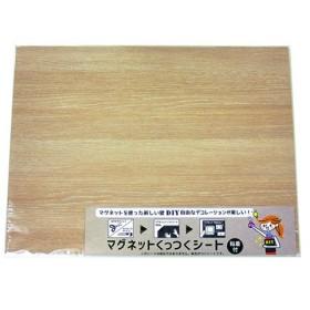 DAIDO HANT マグネットくっつくシート450×600/ナチュラルオーク ナチュラルオーク/450x600