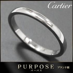 カルティエ Cartier バレリーナ #55 リング Pt950 プラチナ 指輪