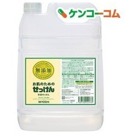 ミヨシ石鹸 無添加お肌のための液体せっけん ( 5L )/ ミヨシ無添加シリーズ