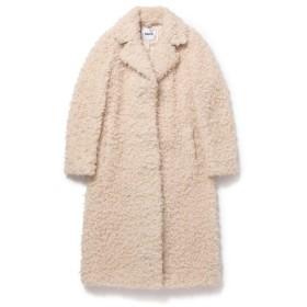 ADAM ET ROPE' / アダム エ ロペ 【STAND】 Renee Alpaca Fur Coat