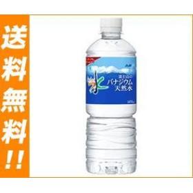 【送料無料】 アサヒ飲料  おいしい水  富士山のバナジウム天然水  600mlペットボトル×24本入