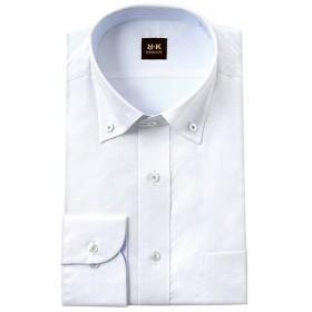 【5%OFF】 山喜オフィシャル R・KIKUCHI 長袖 ワイドカラーボタンダウンワイシャツ メンズ その他系2 L 【YAMAKI official】 【セール開催中】