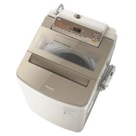 NA-FA100H6-T パナソニック 10キロ 簡易乾燥洗濯機 2018年モデル