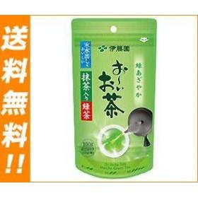 【送料無料】 伊藤園  お~いお茶 抹茶入り緑茶  100g×5袋入