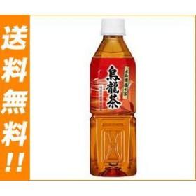 【送料無料】 日本ヒルスコーヒー  大和園香り茶 烏龍茶  500mlペットボトル×24本入