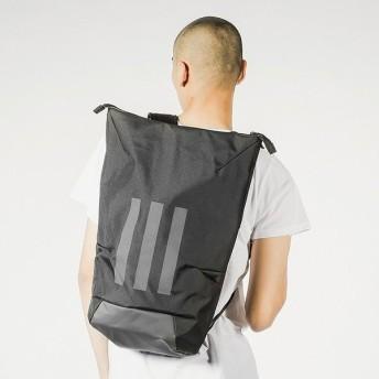 アディダス Z.N.Eバックパック (BR1572) 28L デイパック リュック : ブラック×ブラック adidas