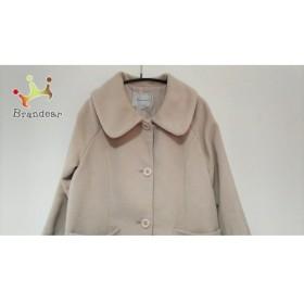 クチュールブローチ CoutureBrooch コート サイズ38 M レディース ベージュ  値下げ 20190602
