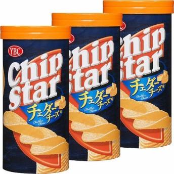 ヤマザキビスケット チップスターSチェダーチーズ味 1セット(3個)