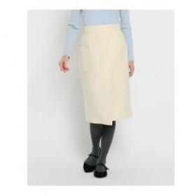 【WEB限定プライス/Lサイズあり】ループヤーンタイトスカート