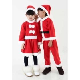 サンタ コスプレ キッズ 子供 男の子 女の子 ワンピース クリスマス サンタクロース 衣装 パーティー 30 31