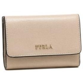 フルラ 折財布 レディース FURLA 992591 PR76 B30 TUK ベージュ