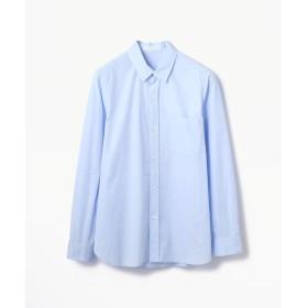 トゥモローランド コットンブロード レギュラーシャツ レディース ライトブルー 34(7号) 【TOMORROWLAND】