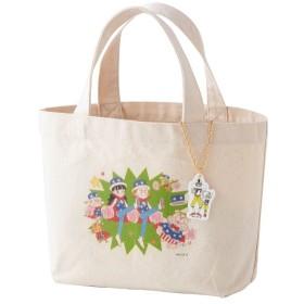 お弁当箱 お弁当用袋 X62 チャーム付きトートバッグ カラー 「池野恋」,179) %>