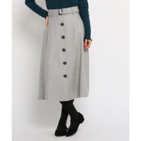 AG by aquagirl / エージー バイ アクアガール フロントボタンフレアスカート