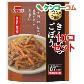 イチビキ おふくろの味 きんぴらごぼう ( 60g10コセット )