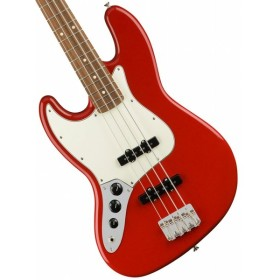 (増税前タイムセール:30日12時まで)Fender / Player Series Jazz Bass Left-Handed Sonic Red Pau Ferro(YRK)
