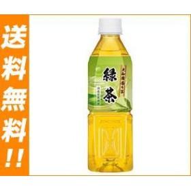 【送料無料】 日本ヒルスコーヒー  大和園香り茶 緑茶  500mlペットボトル×24本入