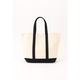 CaBas CaBas N°3 Tote medium トートバッグ,ホワイト/ブラック