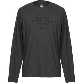 《期間限定 セール開催中》NORTH SAILS メンズ T シャツ グレー S コットン 100%