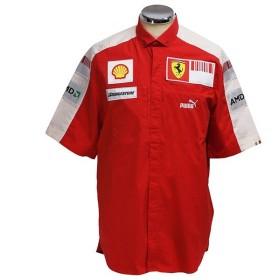 スクーデリア フェラーリ 2009ティームスタッフ用シャツ