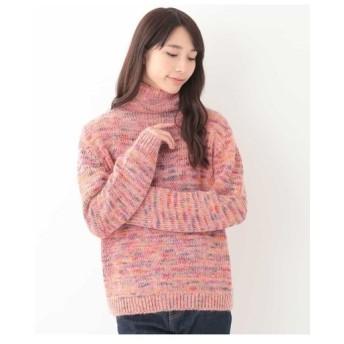 GIANNI LO GIUDICE / 【Yamagata Knit】タートルミックスニット
