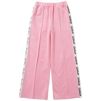 サマンサベガ バービーコラボロゴラインパンツ ピンク