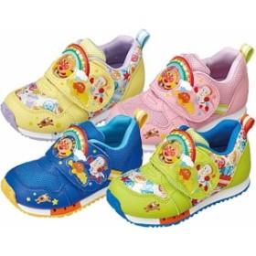 (A倉庫)アンパンマン APM C150 子供靴 スニーカー キッズ キャラクター シューズ 靴 男の子 女の子  【2019年モデル】