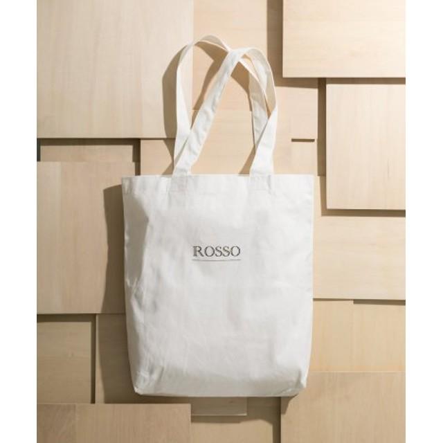 ROSSO(ロッソ) バッグ トートバッグ 【WEB限定】スーベニアロゴトートバック