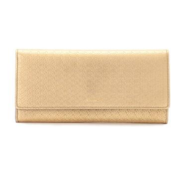 airlist エアリスト リリィ 薄型長財布 財布,ゴールド