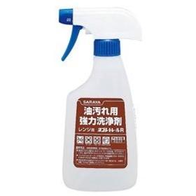 サラヤ saraya レンジ用強力洗浄剤 ヨゴレトレールR 500ml <JSV11500>