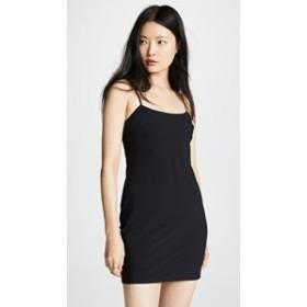 ドレス ナイトドレス レディース【alexanderwangt Washable Wool Mini Dress】Black