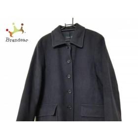 バジーレ BASILE コート サイズ38 M レディース 美品 黒 冬物  値下げ 20190602