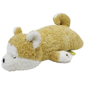 フラッフィーアニマルズ 抱きまくらL 秋田犬のマサオ 58625-42