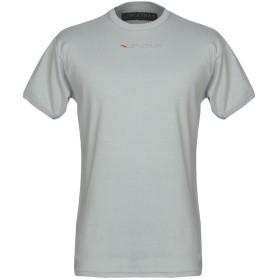 《期間限定 セール開催中》LEVIATHAN メンズ T シャツ グレー L コットン 100%