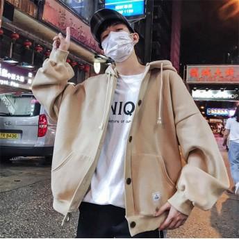2018秋冬新作 韓国ファッション トップス コート パーカー トレーナー