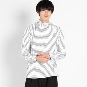 Tシャツ - WEGO【MEN】 ソフトタッチタートルネックカットソー BS18WN11-M010
