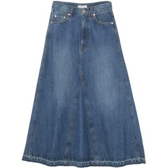 WHEIR Bobson フレアデニムスカート